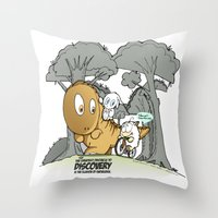 The Greatest Obstacle To… Throw Pillow