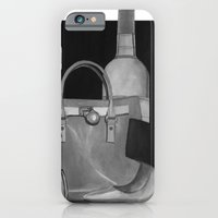 Fashion Illustration - Ink Wash iPhone 6 Slim Case