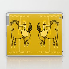 Reine Carrousel Laptop & iPad Skin