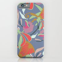iPhone & iPod Case featuring Oriental  by Laura Sturdy