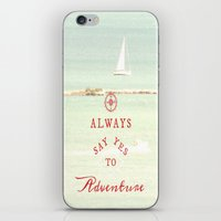 Always Adventure iPhone & iPod Skin