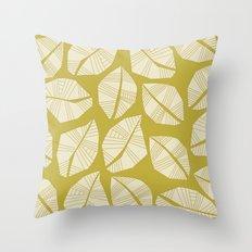 autumn now Throw Pillow