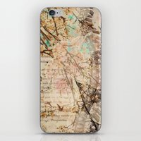 Vertebral iPhone & iPod Skin