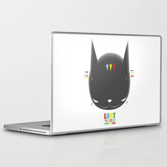 HELLO EP002 - LOST Laptop & iPad Skin