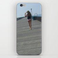 Agarevero iPhone & iPod Skin