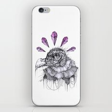 Chamberlain: The True King of The Crystal  iPhone & iPod Skin
