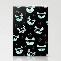 THIEF CAT Stationery Cards