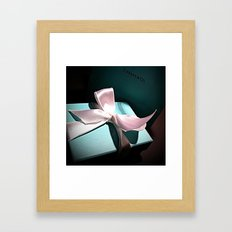 PMS 1837 [Tiffany Blue] Framed Art Print