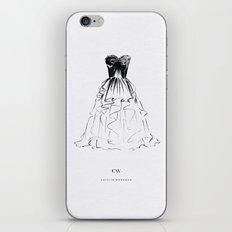 LBD Two iPhone & iPod Skin