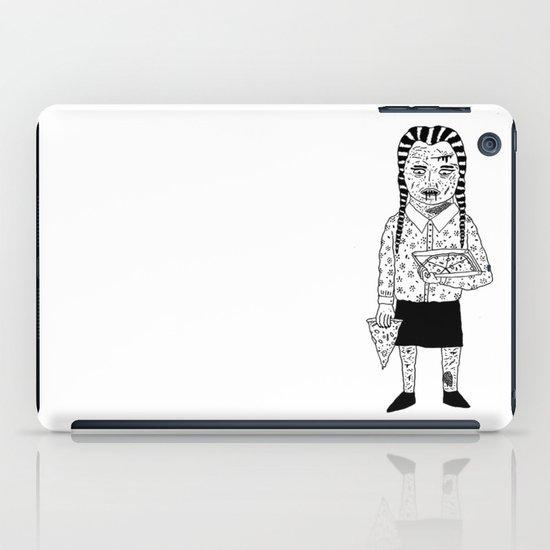 WEDNESDAY ADDAMS iPad Case