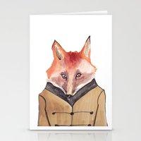 Brer Fox Stationery Cards