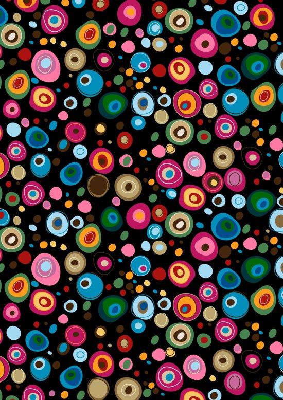 brilliant pebbles Art Print