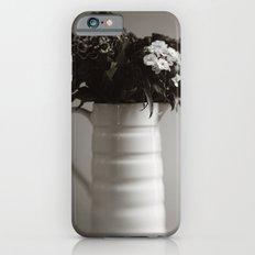 Jug of Flowers Slim Case iPhone 6s