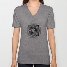 Ganesh Sun Unisex V-Neck