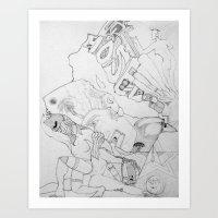 Key Art Print