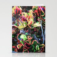 Fun Foliage Stationery Cards