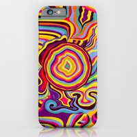The Dancing Colors iPhone 6 Slim Case