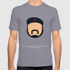 FC - Che Slate SMALL Mens Fitted Tee