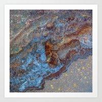 Rust 1, 2016 Art Print