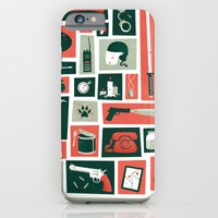 iPhone Cases featuring The walking dead by Felix Rousseau