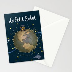 Le Petit Robot Stationery Cards