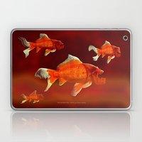 SKU-OLDEN FISH 037 Laptop & iPad Skin