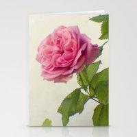 A Single Rose Stationery Cards