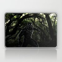 Big Cat On The Prowl Laptop & iPad Skin