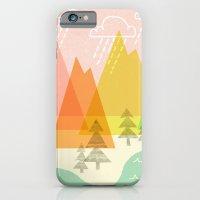 Raindrop Valley iPhone 6 Slim Case