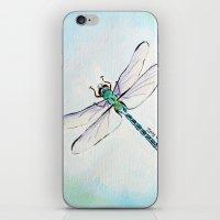 Dragofly iPhone & iPod Skin