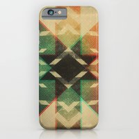 iPhone & iPod Case featuring Technicolor Dream-o-Scope by Piccolo Takes All