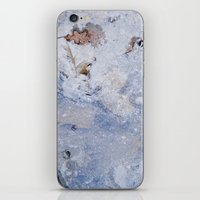 frozen lakes II iPhone & iPod Skin
