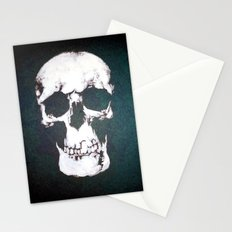 Sherlock Why Do You Have a Skull on Your Wall? Stationery Cards