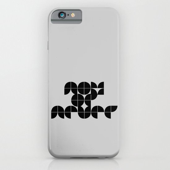 Now or Never iPhone & iPod Case