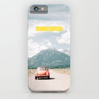 Let's Get Lost iPhone 6 Slim Case