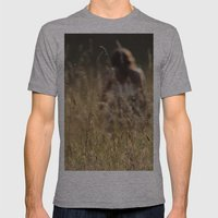 In The Midst Mens Fitted Tee Athletic Grey SMALL