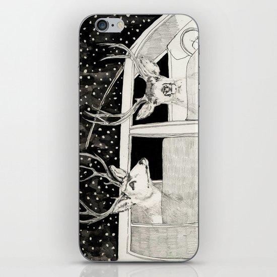 Nella Foresta iPhone & iPod Skin