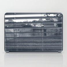 Black & White Background iPad Case