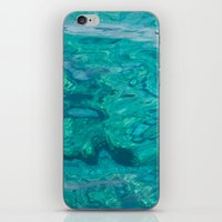Mediterranean Water iPhone & iPod Skin