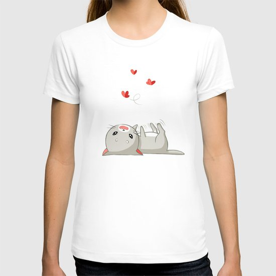 Playing Kitten T-shirt
