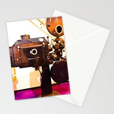 READY CAMERA AND ACTION Stationery Cards