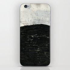 black sea iPhone & iPod Skin