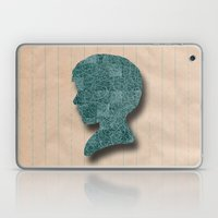 Boy Silhouette Laptop & iPad Skin