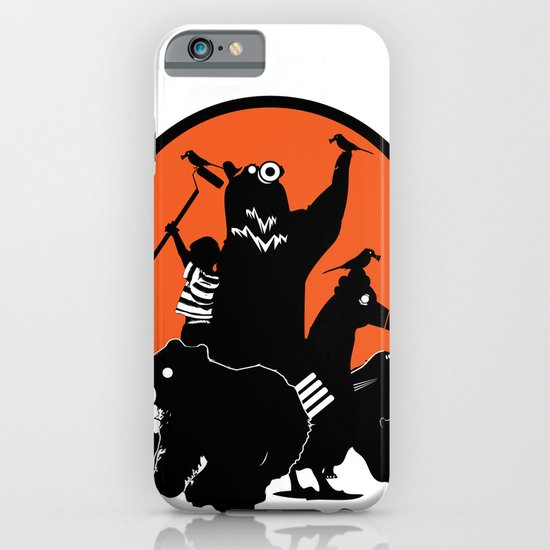 King of The Urban Jungle iPhone & iPod Case