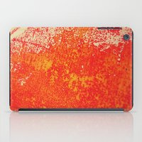 Peacock of Fire iPad Case