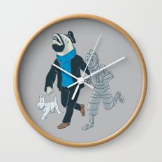 The Literal Adventures of... Wall Clock