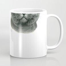 British shorthair cat  G120 Mug