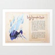 Real Monsters- Body Dysm… Art Print