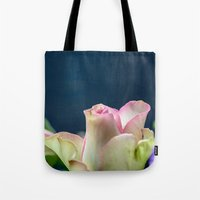 Softness of a rose Tote Bag