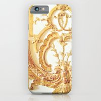Gold Trimmings iPhone 6 Slim Case